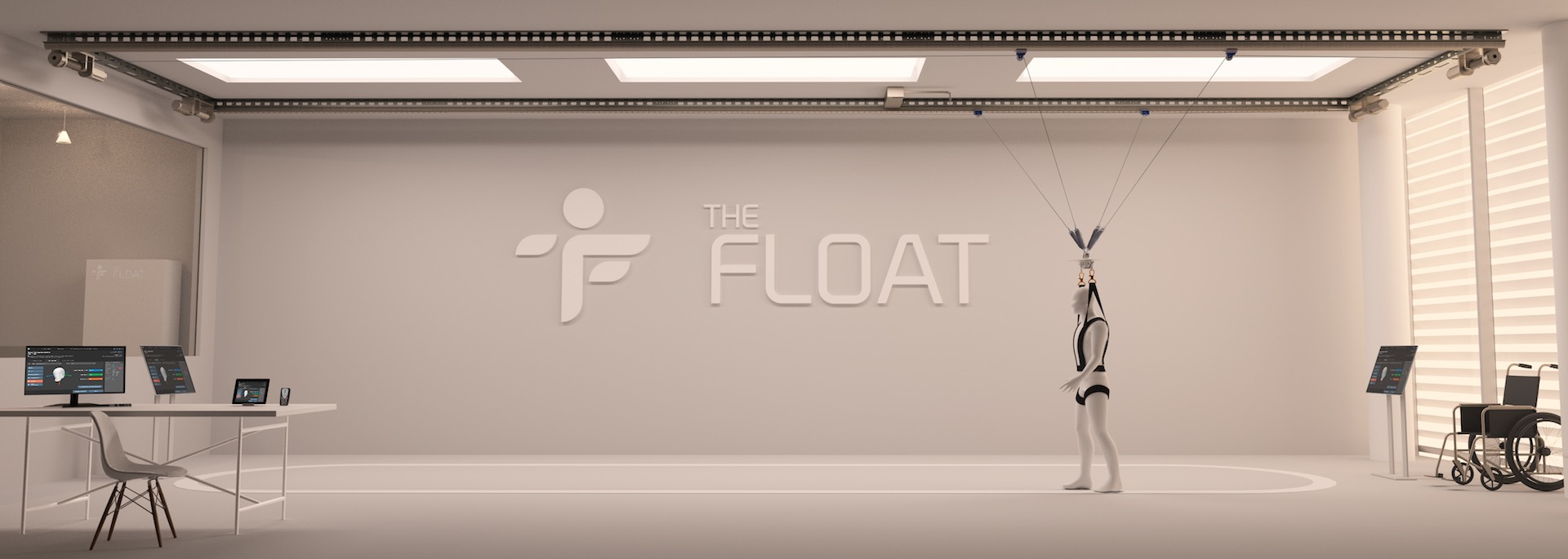 The FLOAT, Lutz Medical Engineering